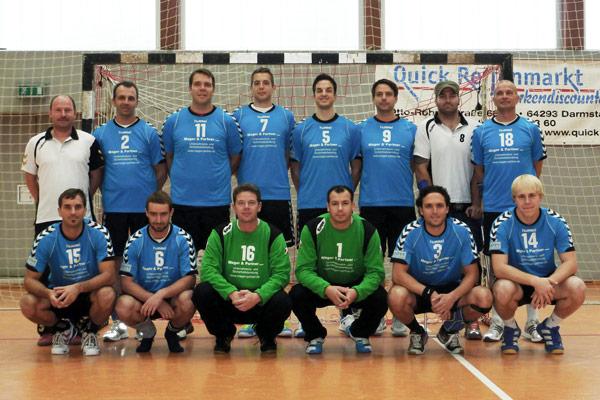 2. Herrenmannschaft 2011/2012
