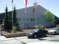 Ballsporthalle Dieselstraße