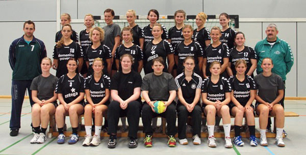 Damen der FSG Gersprenztal 2012/2013