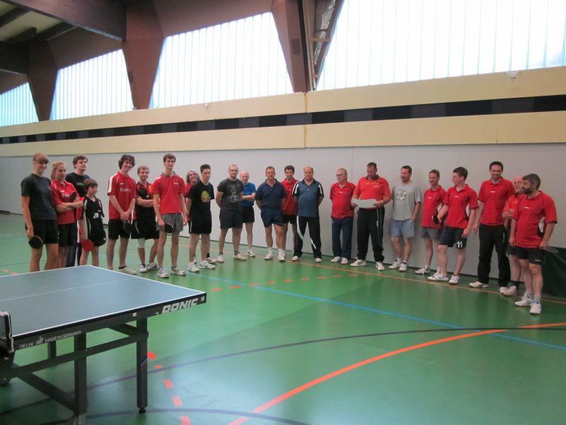 Einzelvereinsmeisterschaften 17. Juni 2011